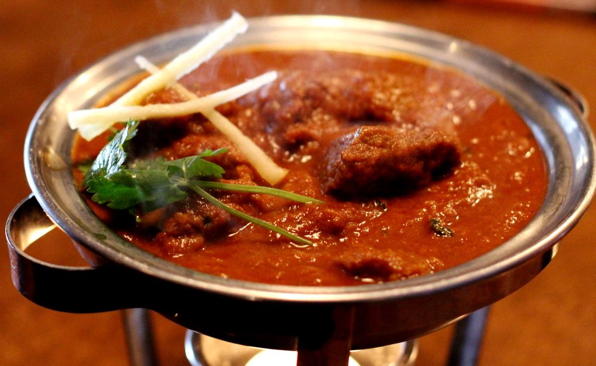 Kashmiri Rogan Josh ( Dum way ) | Alpana's Kitchen