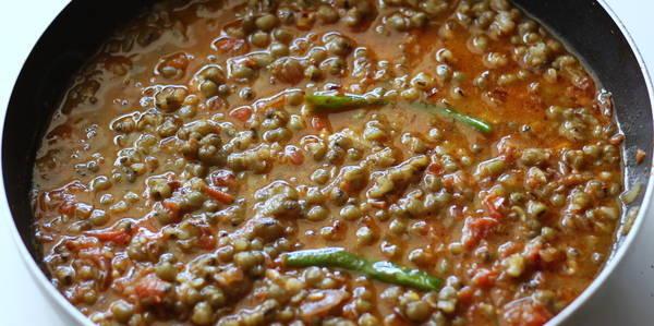 green-moong-dal-recipe-addding-water