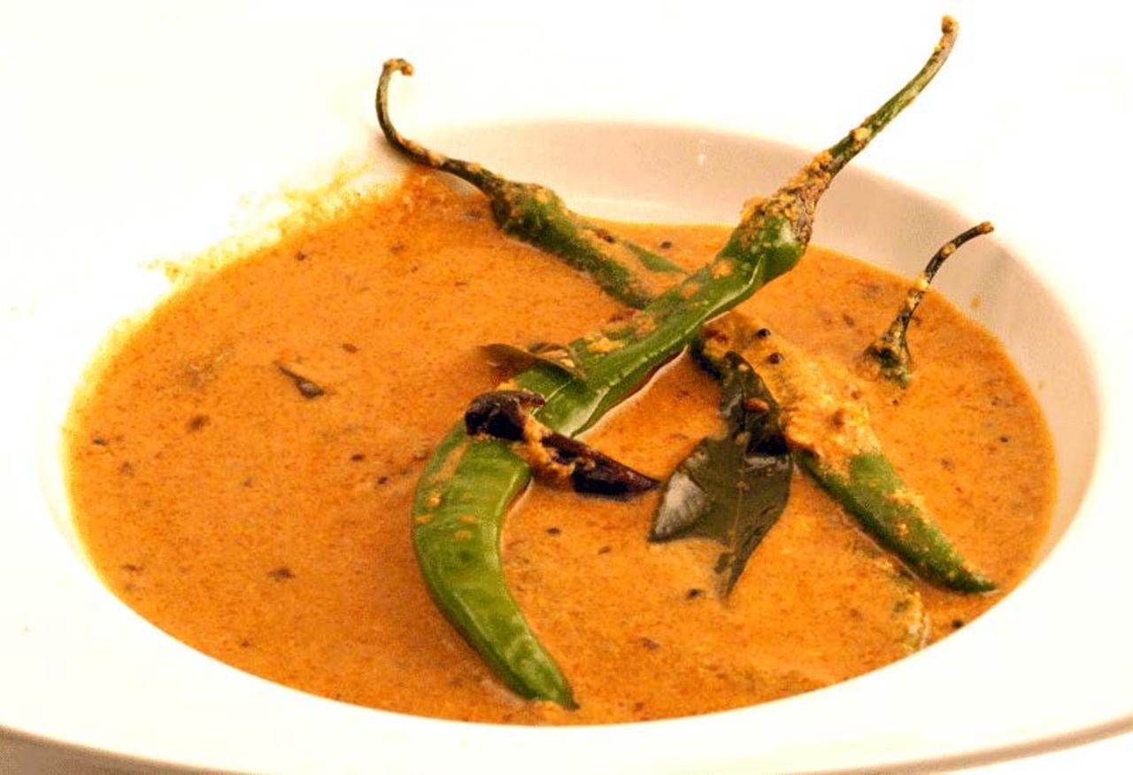 Hyderabadi Mirch ka Salan